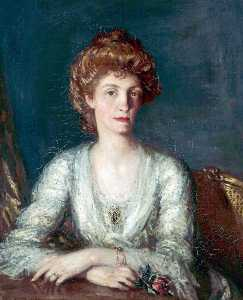 Philip Wilson Steer - Mrs D. S. MacColl