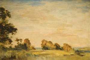 Philip Wilson Steer - Brill, Buckinghamshire
