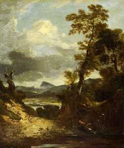George Howland Beaumont - Landscape