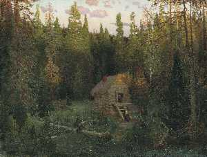Apollinari Vasnetsov - The Hermitage