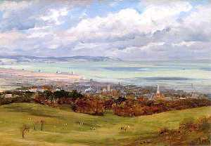 William Henry Borrow - Eastbourne, East Sussex