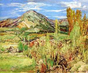 Charles Reiffel - Edge of the Valley