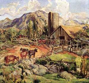 Charles Reiffel - Mountain Dairy