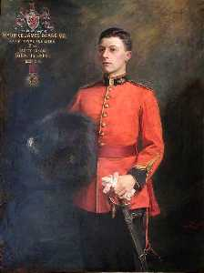 William Carter - Lieutenant Maurice James Dease, VC