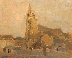 Frank Edwin Scott - Eglise Saint Merry