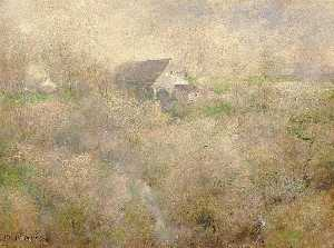 William Henry Holmes - My Old Mill, Holmescroft, near Rockville