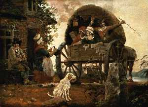 John Cranch - The Carrier's Cart