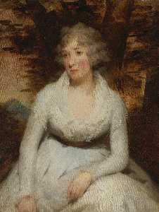 Henry Raeburn - Miss Elizabeth Dalrymple (afterwards Mrs. George Leith)