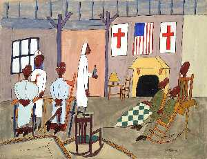 William Henry Johnson - Convalescents from Somewhere