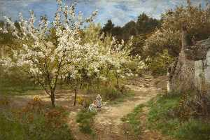 John Clayton Adams - The Cherry Orchard