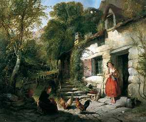 Edward John Cobbett - The Cottage