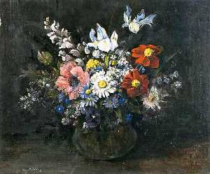 Emily Murray Paterson - A Mixed Bouquet