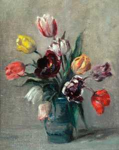 Emily Murray Paterson - Tulips
