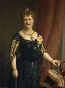 Harry R Douglas - Lady M. A. Henderson (1861–1942)