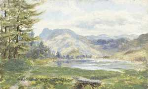James Henry Crossland - Buttermere