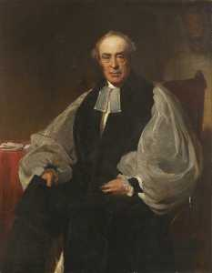 John Prescott Knight - Henry Philpotts (1778–1869), Fellow (1795–1828), Bishop of Exeter (1831–1869)