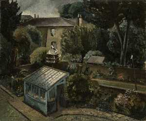Robert Kirkland Jamieson - London Garden