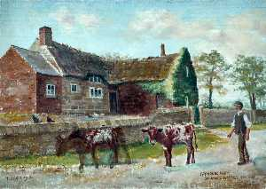 Harold Hopps - Ivy House Farm, Saughall Massie, Wirral