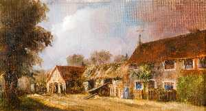 Charles Langton Lockton - The Forge, Farleigh Road