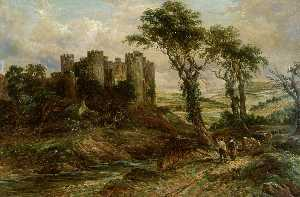 Frederick Henry Henshaw - Conway Castle