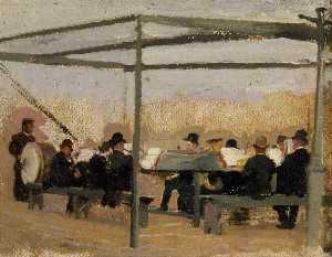 Charles Gogin - Bandstand, Chain Pier, Brighton, East Sussex