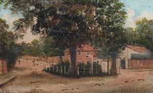 James Isaiah Lewis - The Triangle, Sheen Lane, East Sheen, Surrey