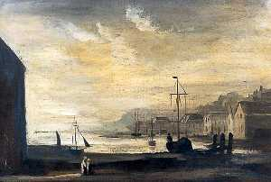 Philip Hugh Padwick - The Wharf