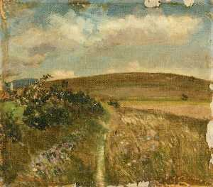Kate Allen Tryon - Liddington Hill, Swindon, Wiltshire