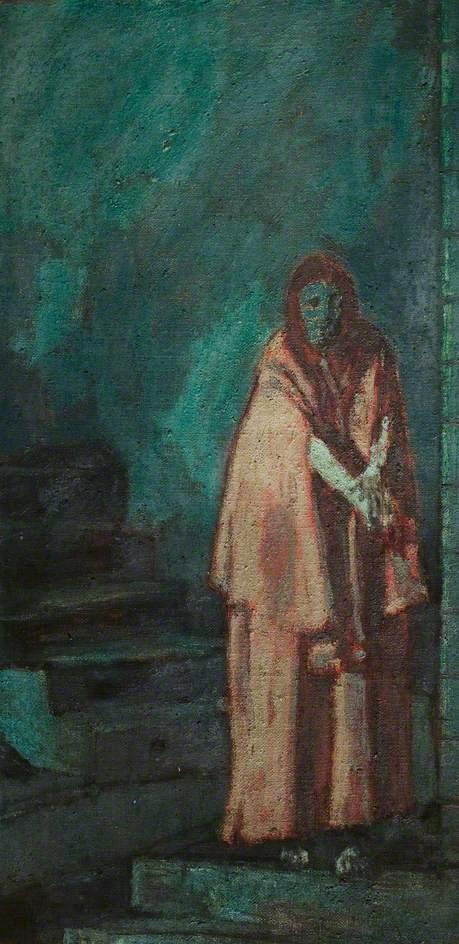 famous painting Fabia Drake, as Lady Macbeth of Walter Richard Sickert