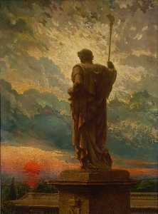 James Carroll Beckwith - L' Empereur