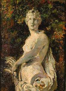 James Carroll Beckwith - Syrinx, Par Maziere, 1689 Bassin d'Apollon