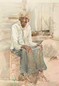 Frank Stanley Herring - Aunt Jule 108 Years Old