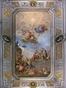 Tommaso Gherardini - Ceiling decoration