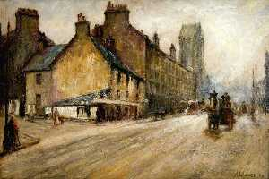 William Glover - Castle Street, Glasgow