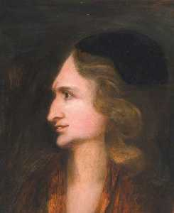 Mary Hardy - Portrait of a Young Woman