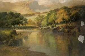 Frank Thomas Carter - Borrowdale, Cumbria
