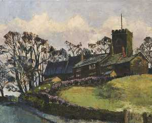 Stella Platt - Morning in the Pennines