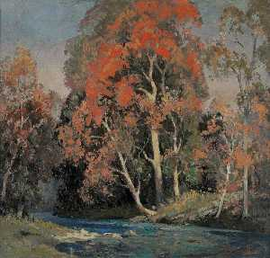 Leonard W Pike - Autumn
