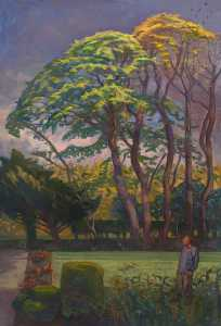 Robert Organ - The Four Seasons Spring (at Godolphin)