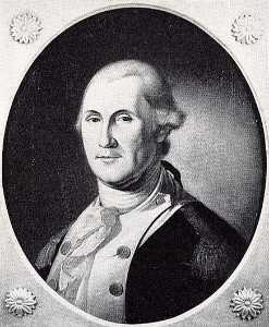 Charles Willson Peale - General George Washington, (painting)