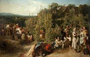 Phoebus Levin - Life in the Hop Garden