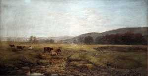 Fred Tom Sibley - Cox's Meadow, Betws y Coed