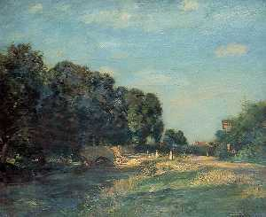 James Levin Henry - Lengthening Shadows