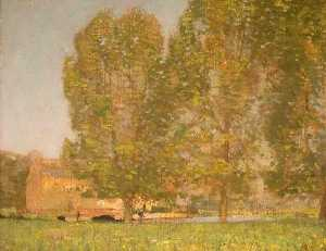 Arthur Ernest Vokes - Weston Mill, Northampton