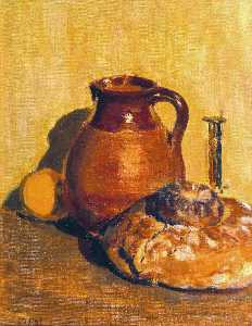 Dugald Sutherland Maccoll - Crock and Cottage Loaf No. 2