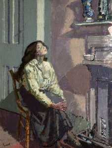 Walter Richard Sickert - Suspense