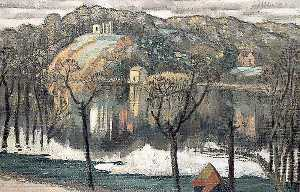 Roger Eliot Fry - Flooded Valley