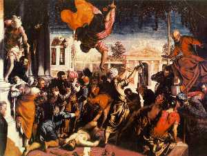 Jacopo Tintoretto - Miracle of the Slave