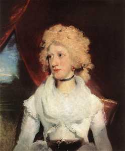 Thomas Lawrence - Miss Martha Carry