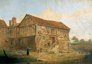 Henry Cave - The Windmill Inn, St George's Fields, York